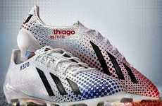 Player Tribute Football Cleats