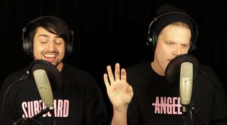 Condensed Entire Album Covers - The Superfruit Singers Cover the Entire Beyonce Album in 5 Minutes