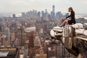 Lucinda Grange Went Great Lengths to Snap These Elevated Photos