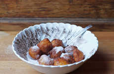 Fried Tuscan Desserts