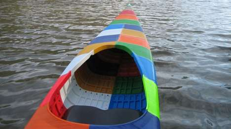 3D Printed Kayaks - Jim Smith Made the World