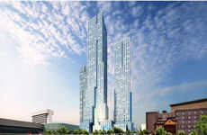 Skyline-Redefining Towers - HWKN and Handel Architects Are Building New Jersey's Tallest Building