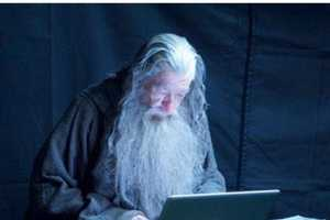 Tech Support Gandalf Brings Magical Prowess to Tech