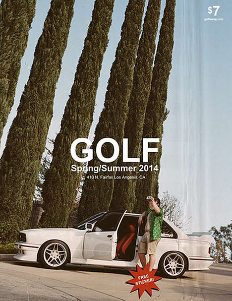 Iconic Rap Group Fashion - Odd Future Presents Its 2014 Spring/Summer Fashion Collection