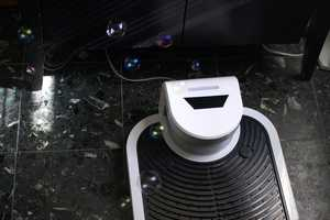 The Body Dryer Eliminates the Use of Bath Towels with Ionized Air