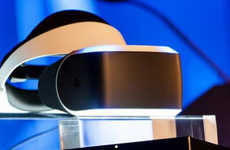 Virtual Reality Gaming Headsets - The Sony Project Morpheus Brings a New Medium to Console Gaming