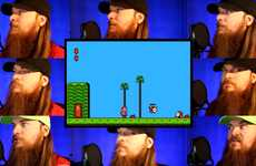 Smooth McGroove's Creates the Super Mario Bros. 2 Theme with His Voice