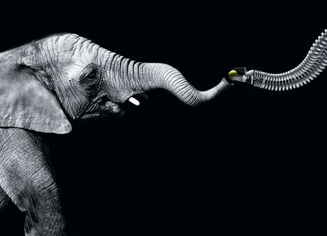Elephant-Like Robotic Arms - The Bionic Handling Assistant is Inspired by Elephant Trunks