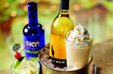 Mango Wine Milkshakes - Red Robin is Introducing a Wine Milkshake with Mango Moscato