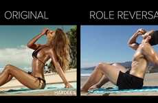 Role-Reversal Ad Comparisons