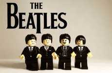 These LEGO Band Minifigurines Bear a Close Resemblance to the Real Thing
