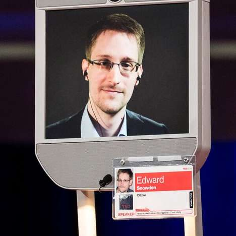 Freeing the Internet - Edward Snowden's Internet Freedom Speech is Candid