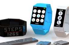 Customizable Smart Watches - BLOCKS Smartwatch Modules Allow for Custom Device Creation