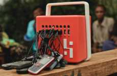 Solar-Powered Chargers