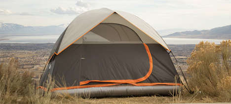 Air Mattress Tents - The Aesent Tent