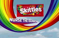 Sick Cloud Commercials - The Skittles Cloud is Nursed Back to Health in This Quirky Commercial