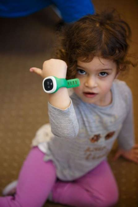 GPS-Tracking Children's Watches - The hereO Watch Lets You Track Your Kid's Every Move