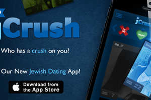 Jcrush Presents This New Religious Dating App for Jewish Minglers