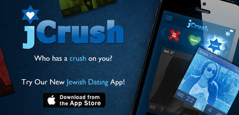 Religion-Based Dating Apps - Jcrush Presents This New Religious Dating App for Jewish Minglers