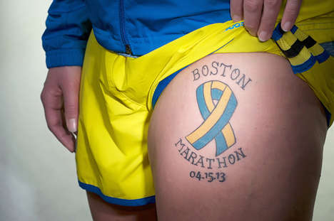 Boston Bombing Tattoos
