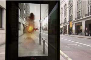 The Pepsi MAX Ad Creates Shocking Scenes for People Waiting for Buses