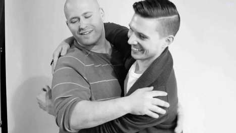 Viral LGBT Parodies - 'First Gay Hug' is The Most Recent Viral