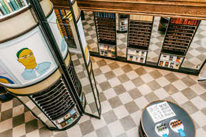 Warby Parker New York Store Delivers Glasses Through High-Speed Tubes
