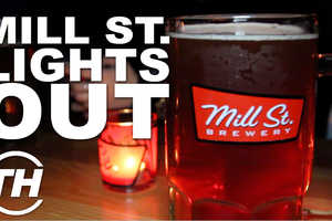 Mill St. Brewery Joins Earth Day Canada for Lights Out