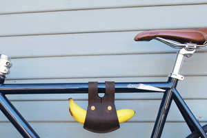 This Leather Banana Hammock Allows You to Take the Fruit For a Ride