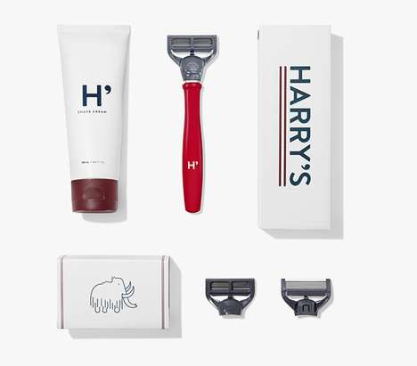 Canuck Shave Sets - Harry