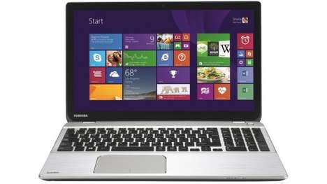 Ultra-HD Laptops - The Toshiba Satellite P50T Has a Stunning, High-Clarity Display