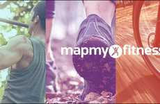 Sweaty Selfie Contests - MapMyFitness Wants You to Prove You Can Sweat by Posting a Workout Selfie