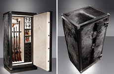 Luxurious Gun Lockers