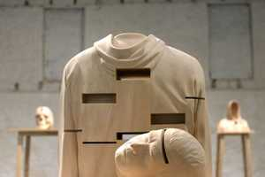 Paul Kaptein Creates Life-Like Sculptures with Various Placed Holes