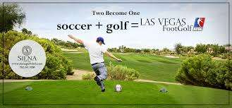 Imaginative Hybrid Sports Games - FootGolf is the Imaginative Golfing Game for Soccer Enthusiasts