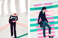 Quirky Backdrop Lookbooks