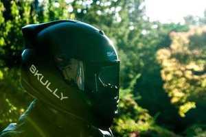 'Skully Helmet' is Making 'Smart' Motorcycle Helmets