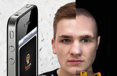 Avatar-Creating Apps - The FaceFries App Converts Facial Photos into 3D Avatars That Can Talk