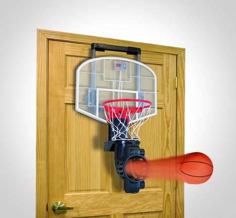 Indoor Hoop Games - Play Your Own Sweet 16 Tournament While You Watch the Games