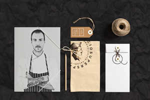 The New Branding Concept for Sandrin is Fresh and Tradition-Infused