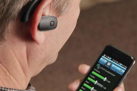 13 Helpful Hearing Aids - From iPod-Inspired Aids to Lens-Powered Listening Gadgets