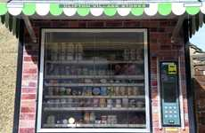 Automated Grocery Stores - The Speedy Store is a Vending Machine for Basic Necessities