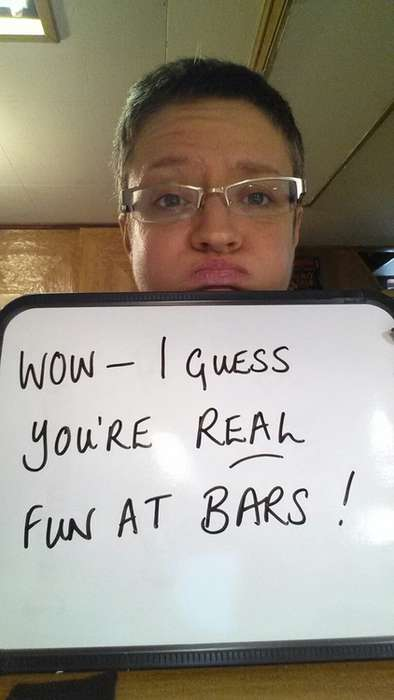 Comical Sobriety Selfies - Tumblr Blogger Wexism Captures Her Favorite Responses to Being Sober