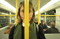35 Public Transport Photography Shots - From Human Pile Photography to Subway Snapshots