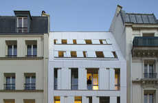 Peekaboo Parisian Apartments