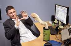46 Funny Office Pranks - From Goofy Gag Thumb Drives to Office Diversion Dolls