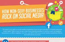 Attractive Brand Content Graphics - Rethink Online Content with These Social Media for Business Tips