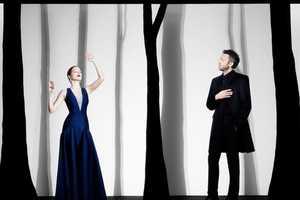 The L'Express Styles 'Conte D'Acteurs' Photoshoot Stars Lea Seydoux