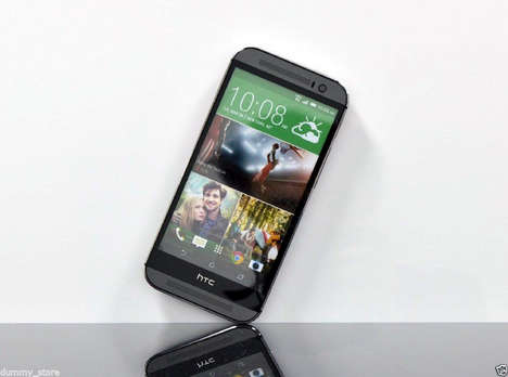 Hyped Handset Campaigns - The World Anxiously Awaits for the New HTC One 2014 Reveal