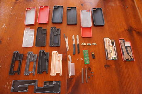 Multi-Tool iPhone Cases